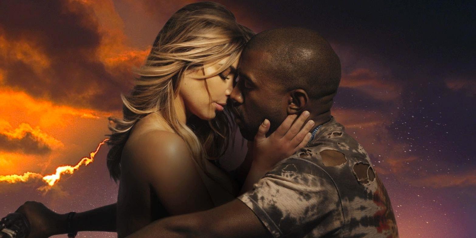 """Kanye West """"Bound 2"""" Music Video Starring Kim Kardashian"""