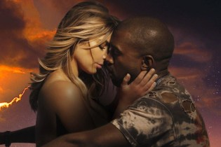 "Kanye West ""Bound 2"" Music Video Starring Kim Kardashian"