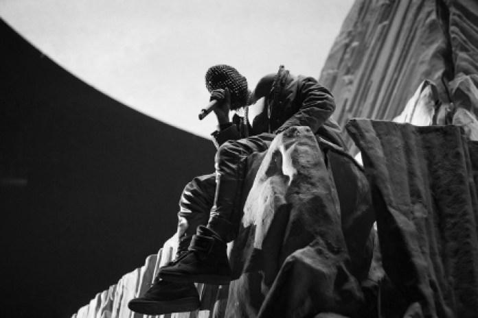 Kanye West's Madison Square Garden Rant Targets Hedi Slimane and Nike