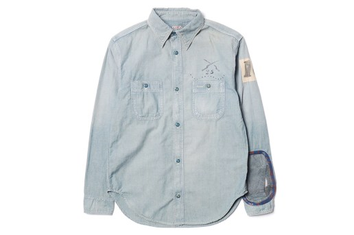 Kapital 1920s Rowers Shirt