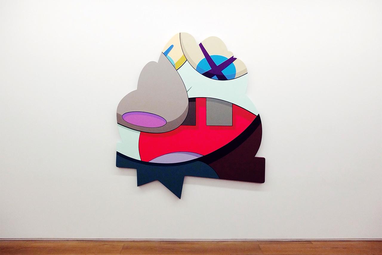 "KAWS ""PASS THE BLAME"" @ Galerie Perrotin New York Recap"