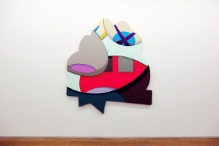 "KAWS ""PASS THE BLAME"" @ Galerie Perrotin New York Recap"