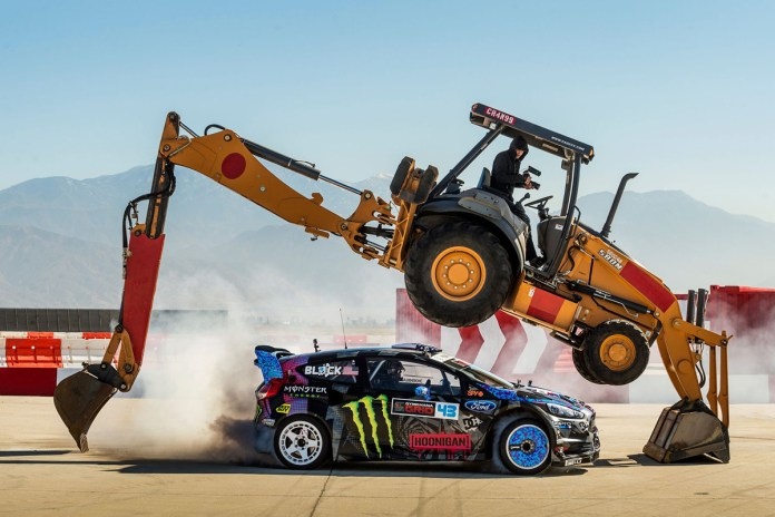 Ken Block's Gymkhana 6: The Ultimate Grid Obstacle Course