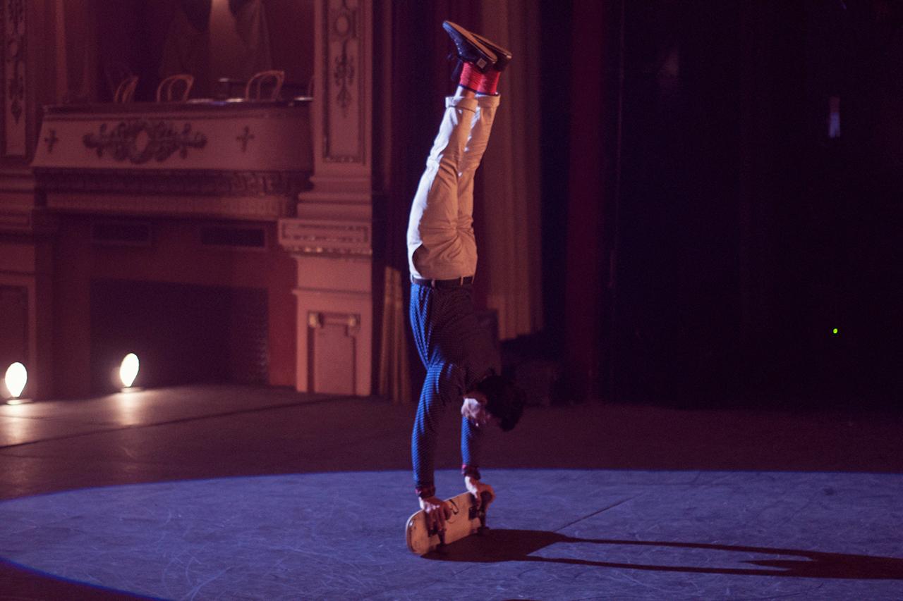 Skater Kilian Martin Speaks About His Role in Ballantine's Presents Kilian Martin's Carmen