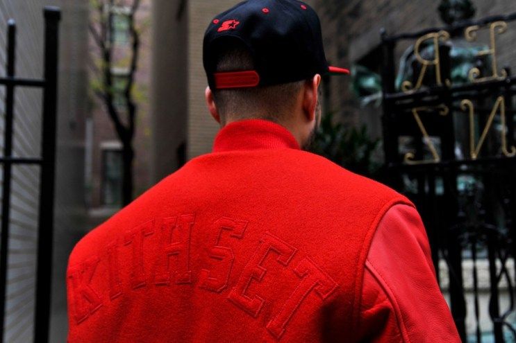 Kith x Golden Bear 2013 Fall/Winter Varsity Jacket