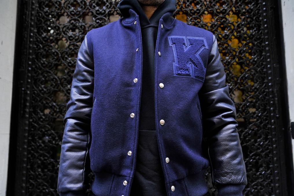 Kith x Golden Bear 2013 Fall/Winter Varsity Jacket
