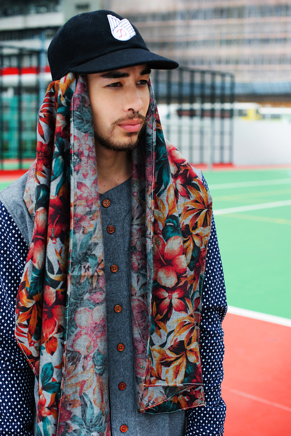 Konzepp 2013 Fall/Winter Lookbook