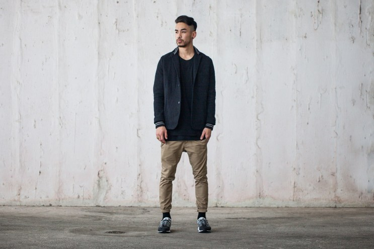 Takashi Kumagai for Reigning Champ 2013 Fall/Winter Collection