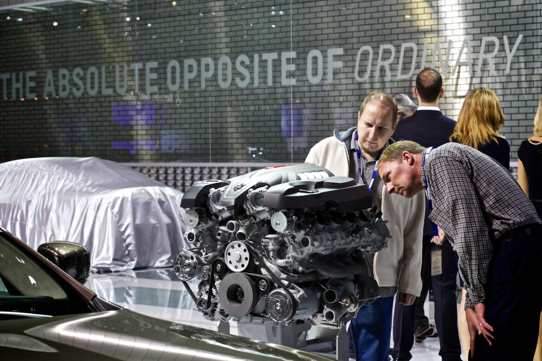 Los Angeles Auto Show 2013 Recap