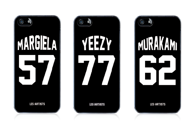 les artists iphone 5 cases
