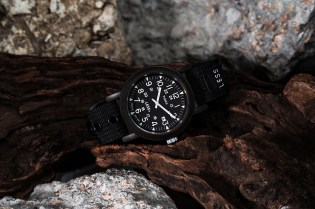 Less x Timex Originals Camper