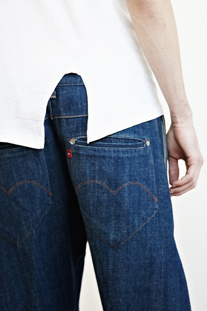 "Levi's RED Archive ""Twisted Red"" Collection by LN-CC"