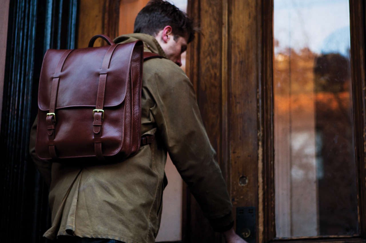 Lotuff Leather 2013 Fall/Winter Bag Collection