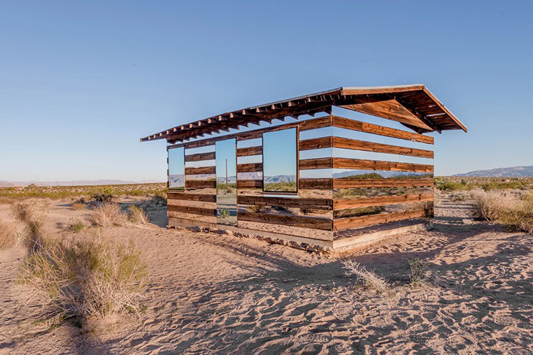 Lucid Stead Transparent Cabin