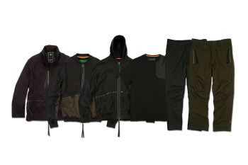 maharishi 2013 Fall/Winter Schoeller Textiles AG 3XDRY Technology Collection