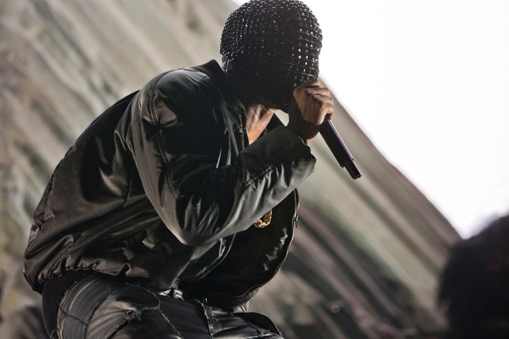 Maison Martin Margiela Presents the Collaboration for Kanye West's Yeezus Tour Custom-Made Outfits