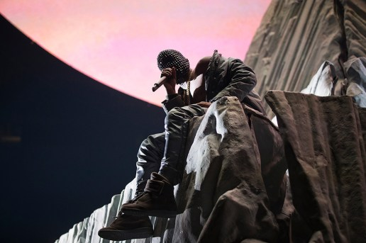 Maison Martin Margiela Presents the Collaboration with Kanye West for the Yeezus Tour