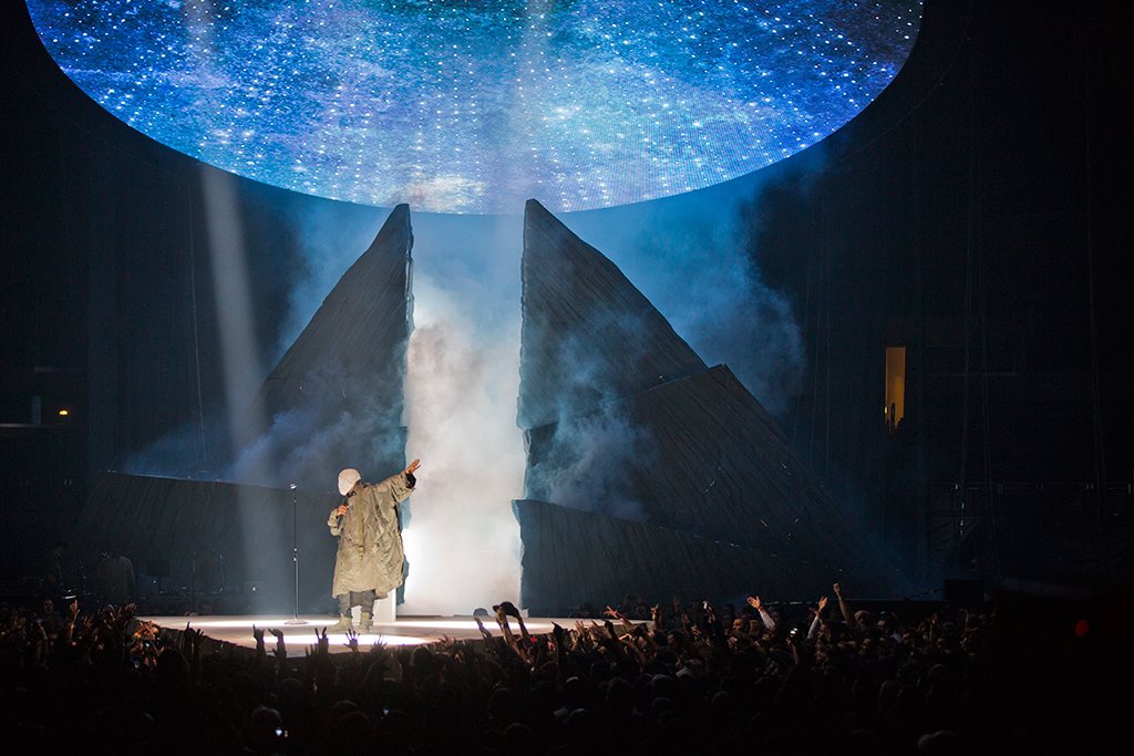 maison martin margiela talks about kanye west his custom made yeezus tour outfits