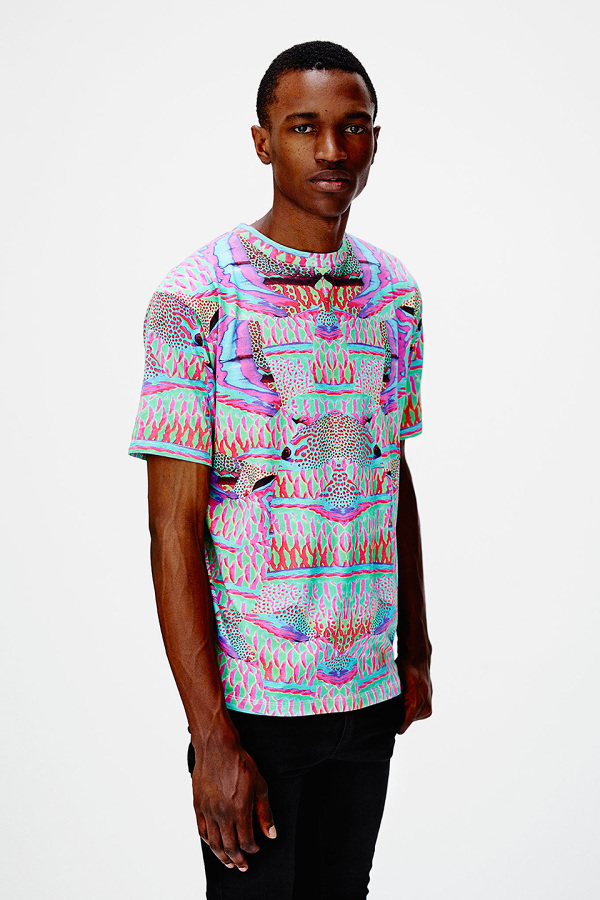Marcelo Burlon 2014 Spring/Summer Lookbook