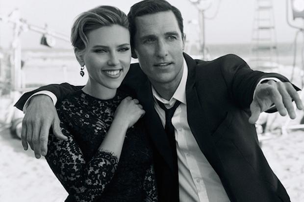 "Martin Scorsese Directs ""The Street of Dreams"" for Dolce & Gabbana starring Scarlett Johansson"