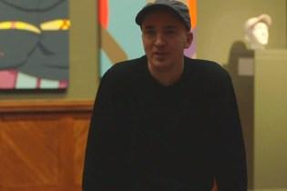 Mass Appeal Interviews KAWS @ PAFA in Philadelphia