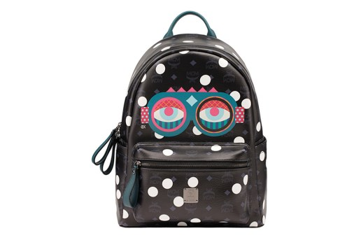 "Craig & Karl x MCM ""Beyond Snowdome"" Backpack"