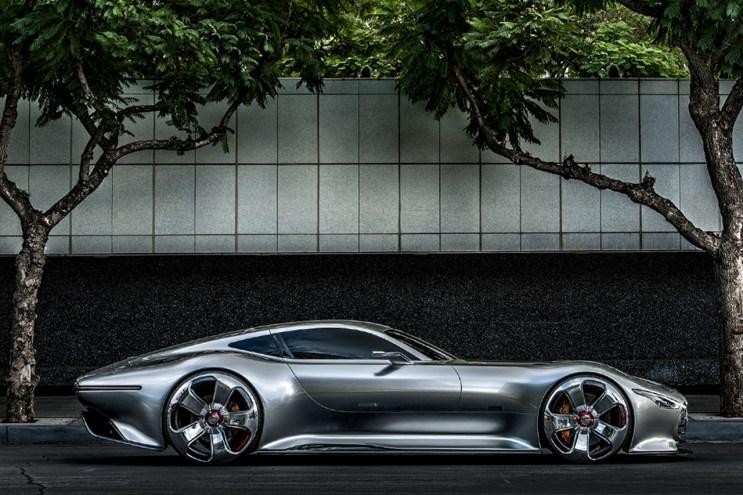 Mercedes-Benz AMG Vision Gran Turismo for Gran Turismo 6