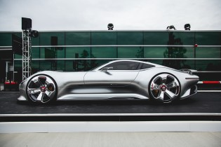 Mercedes-Benz AMG Vision Gran Turismo Worldwide Debut Recap