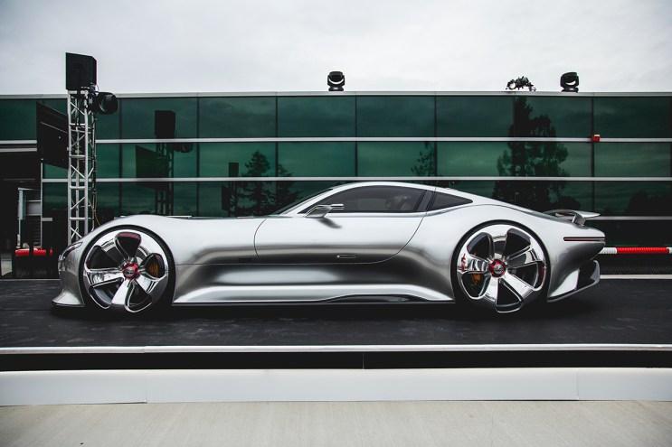Mercedes-Benz AMG Vision Gran Turismo Worldwide Debut Recap