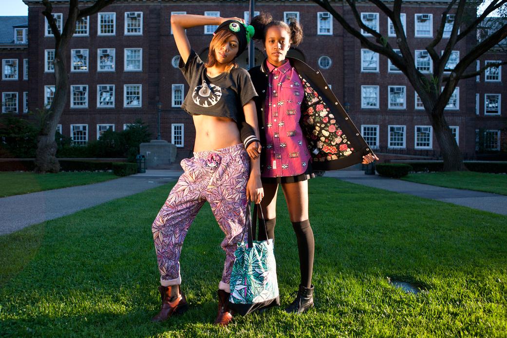 Mishka Women's 2013 Holiday Lookbook