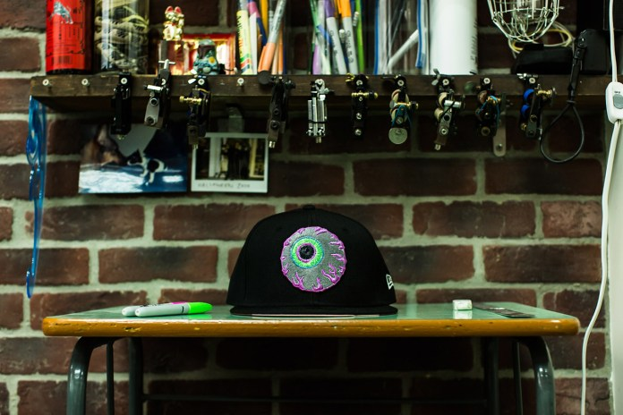 Mishka x New Era 10th Anniversary Customization Cap