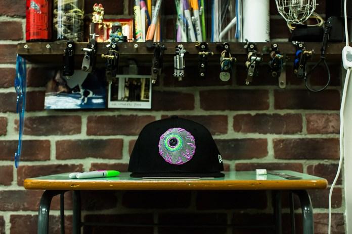 Mishka x New Era 10th Anniversary Customization Cap