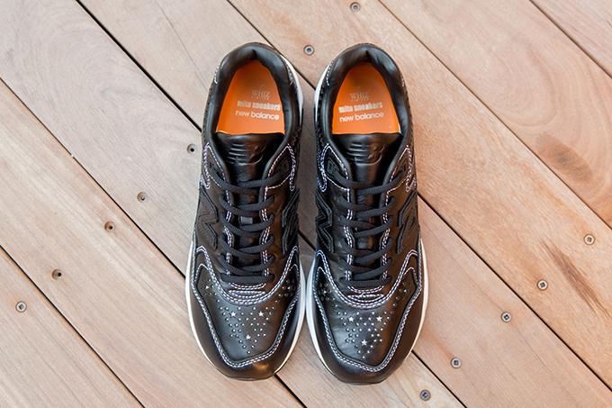 mita sneakers x New Balance 2013 Fall/Winter MRT580