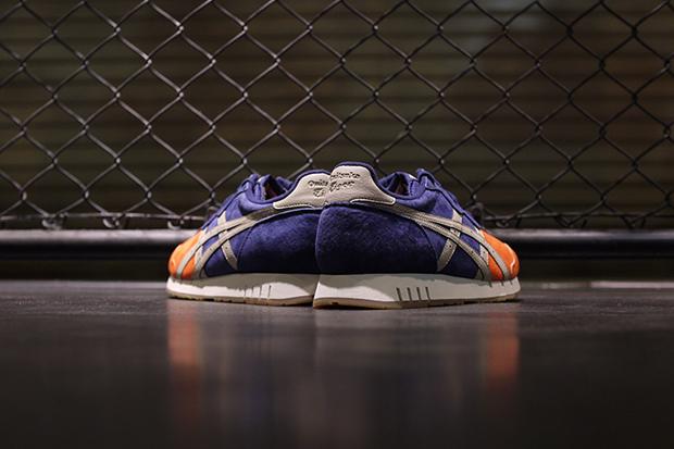 mita sneakers x Onitsuka Tiger X-Caliber Preview