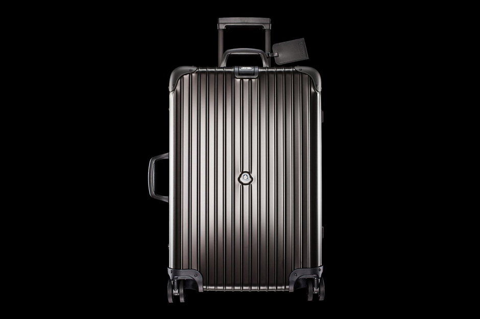 Moncler x RIMOWA 2013 Fall/Winter Luggage Collection