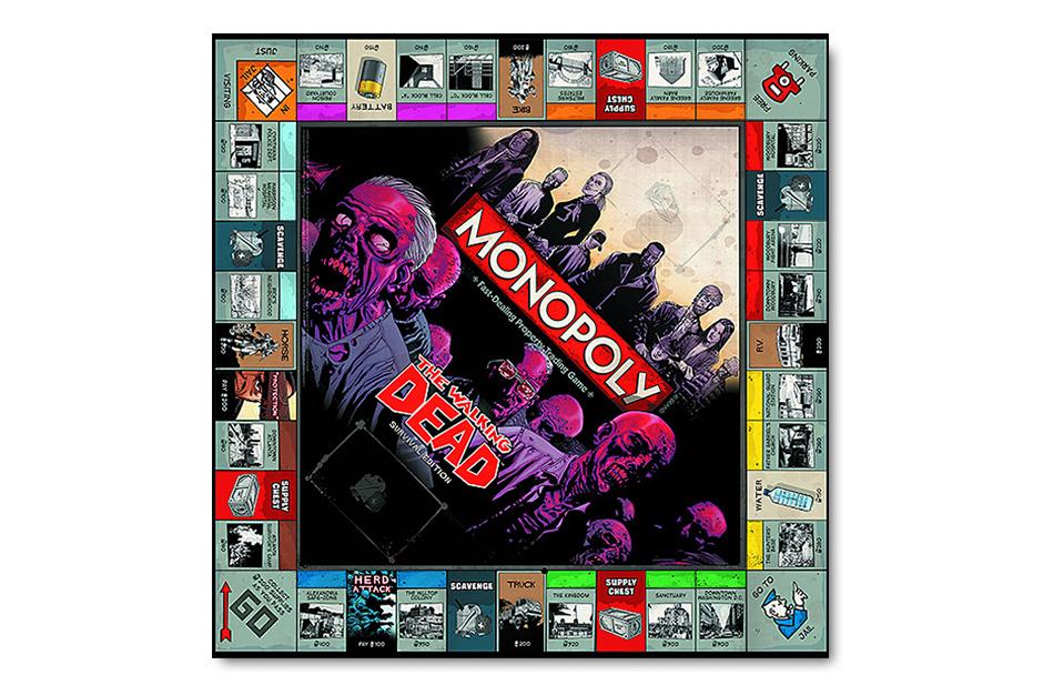 "Monopoly ""Walking Dead"" Edition"