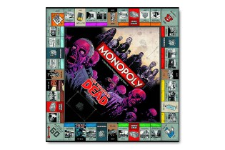 "Monopoly ""Walking Dead"" Edition"