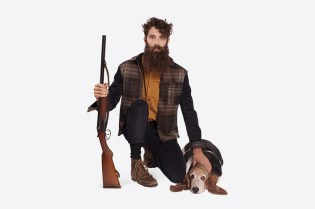 Monsieur Lacenaire Unveils Interactive Hunting Game for 2013 Fall/Winter Collection