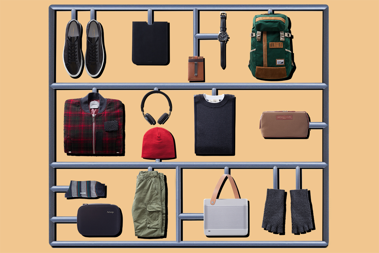 MR PORTER 2013 Holiday Gift Guide