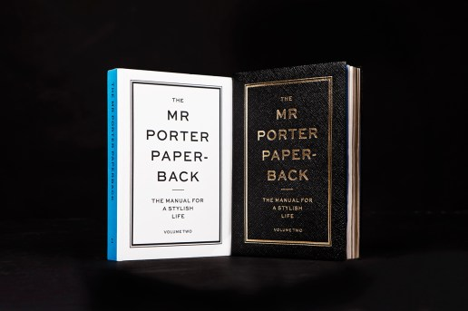 MR PORTER Limited Edition 'The Manual for a Stylish Life' Volume Two