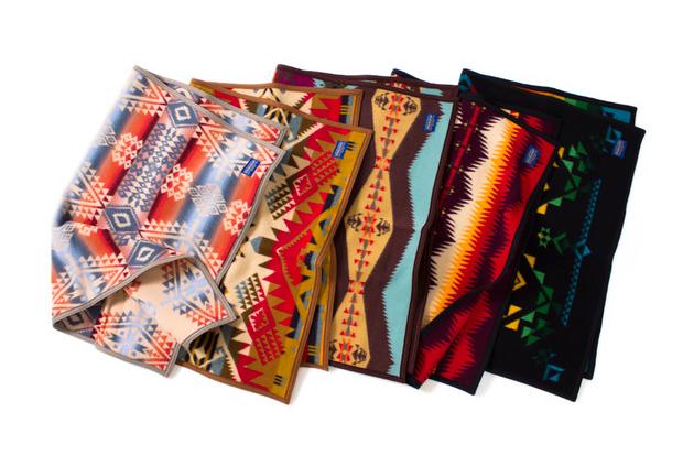 nanamica KOBE x Pendleton 2013 Holiday Capsule Collection
