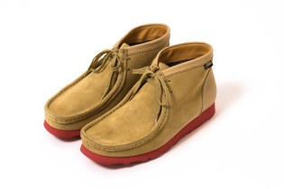 nanamica x Clarks Originals 2013 Fall/Winter Wallabee Boot GORE-TEX