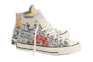 The $25,000 Nate Lowman x Converse Chuck Taylor All Star