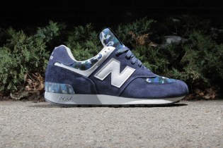 New Balance 2013 Fall/Winter 576 Navy/Camo