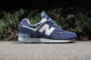 New Balance 2013 Fall/Winter 576 Navy/Camo
