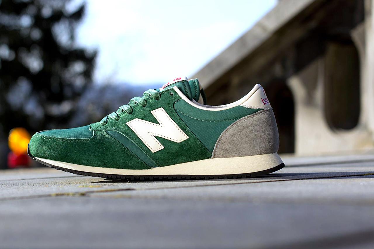 New Balance 420 Green/Grey