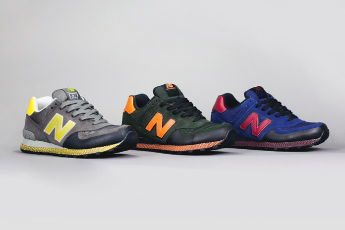 "New Balance 574 ""Winter Elements"" Pack"