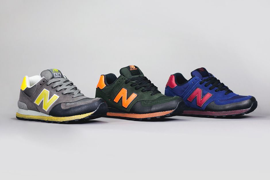 new balance 574 winter elements pack