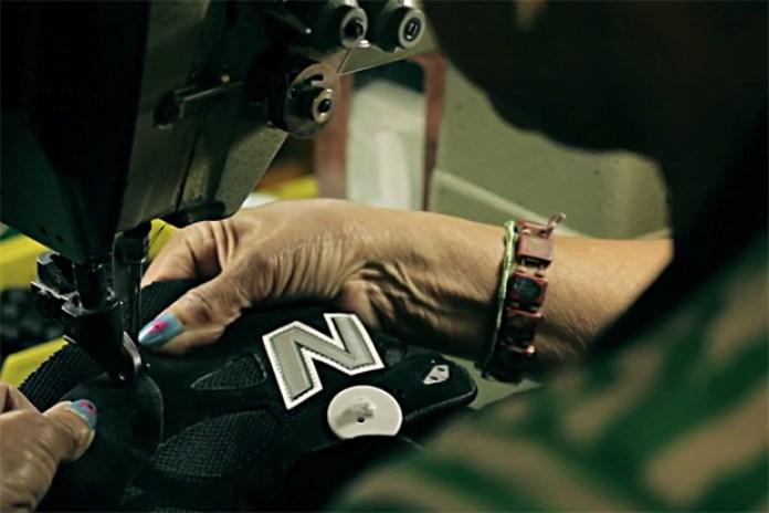 New Balance M996 25th Anniversary Video