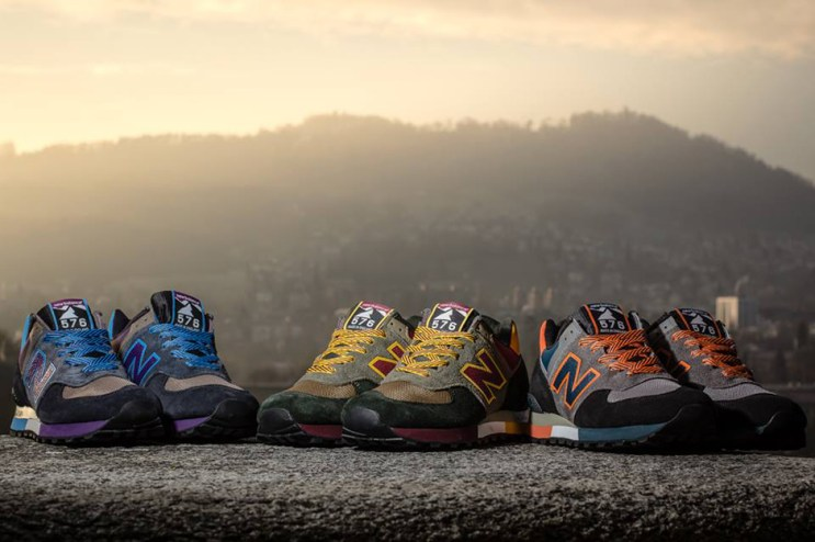 """New Balance M576 """"Three Peaks Challenge"""" Pack Preview"""